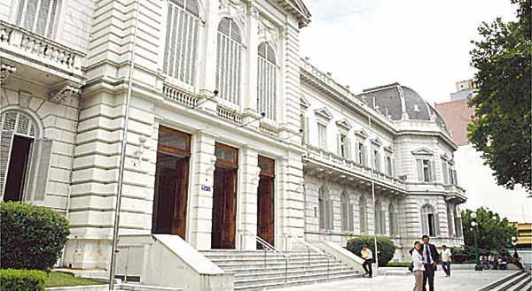 cargos de Perito II en Poder Judicial